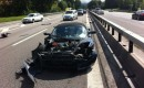 Globe Trotting Tesla Tragically Crashes 600 Miles Short Of Finish