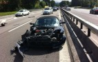 Globe Trotting Tesla Tragically Crashes 600 Miles Short Of Finish