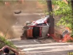 Rally Wreck Citroen C2
