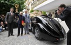 Ralph Lauren's Bugatti 57SC Atlantic Wins 'Best Of Show' At Lake Como