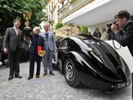 Ralph Lauren and his 1938 Bugatti 57SC Atlantic