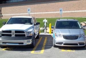 Chrysler Hybrid Sedan And Minivan: Missing, Presumed Dead?