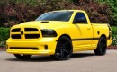 Ram 1500 Rumble Bee concept - 2013 Woodward Dream Cruise