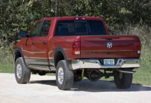 Ram Power Wagon Details Unveiled