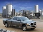 2013 Ram 2500 HD CNG pickup truck