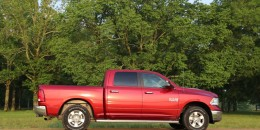 30 Days Of 2013 Ram 1500: Heading West
