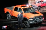 2017 Ram Power Wagon Gets A Newer, Tougher Face: Live Photos
