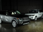 Range Rover Launches Two Diesel Models At Detroit Auto Show; Jaguar F-Pace Named