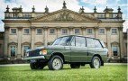 First Ever Range Rover Going Up For Auction
