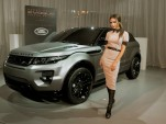 Range Rover Evoque Special Edition with Victoria Beckham