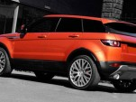 Range Rover Evoque Vesuvius by A. Kahn Design