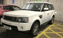Range Rover Sport Electric Prototype