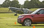 Range Rover Sport Takes On Spitfire In Wonderfully British Battle: Video