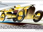 U.S. Postal Service Commemorates 100 Years of the Indy 500