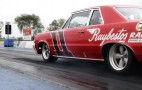 700-HP Raybestos 1964 GTO-R Complete, Hits The Drag Strip: Video