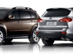 Rebadged Subaru Tribeca to be sold as a Scion?