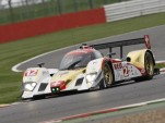 Rebellion Racing LMP1 car on track, 2010
