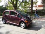 Mitsubishi i-MiEV Electric Cars Recalled To Fix Braking Problem