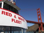 Red and White Fleet ferry, San Francisco