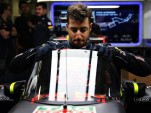 Red Bull Racing Aeroscreen cockpit protection