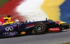 Sebastian Vettel Qualifies On Pole For Malaysian Grand Prix