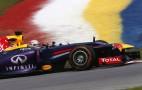 Sebastian Vettel Qualifies On Pole For Malaysian Grand Prix