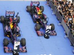 Red Bull Racing at the 2013 Formula 1 Malaysian Grand Prix