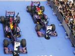 Red Bull Racing at the 2013 Formula 1 Malaysian Grand Prix