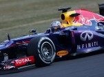 Red Bull Racing at the 2013 Formula One Belgian Grand Prix