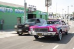 Red Bull Racing's Daniel Ricciardo explores L.A. car culture