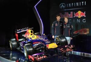 Red Bull Racing RB9 2013 Formula One race car