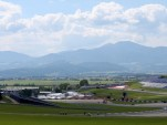 Red Bull Ring in Spielberg, Austria