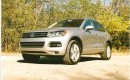 2011 VW Touareg:  Upward Mobility Weighs Less