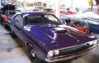 Reggie Jackson's Personal 1970 Dodge Challenger Hemi 426 with 398 Miles
