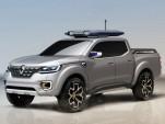 Renault Alaskan concept, 2015 Frankfurt Auto Show