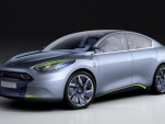 Renault Fluence EZ concept, 2009 Frankfurt Auto Show