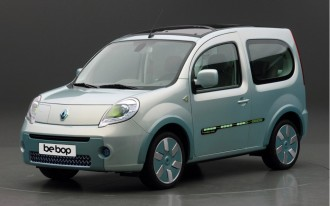 So What Would You Think About a Saturn Kangoo Be Bop, Huh?