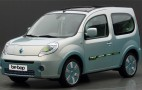Renault unveils the Kangoo be bop ZE electric demonstrator