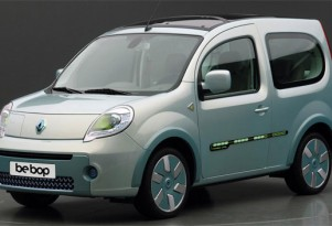 Renault Kangoo be bop ZE