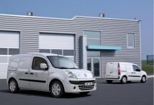 First Electric Renault Kangoo Van Z.E. Sold In U.K.