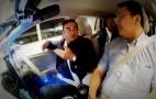 Nissan CEO Carlos Ghosn Tests Company's Autonomous Car: Video