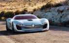 Trezor concept is an electric GT that previews Renault's new design language