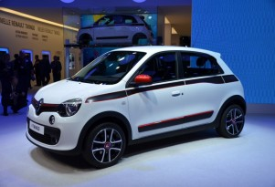 Renault Twingo Live Photos: Smart Forfour Partner Launched At Geneva