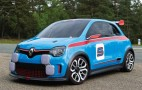 Renault Twin'Run Racing Concept Previews Next Twingo: Video