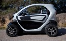 Renault Twizy first drive, Ibiza