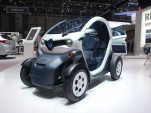 Renault Twizy Z.E. electric vehicle