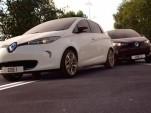 "Renault Zoe ""slot cars"""