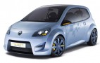Renault's high-tech Twingo Concept