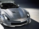 Rendering of 2014 Corvette from eBay ad
