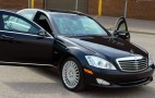 Renntech performance armored Mercedes S600